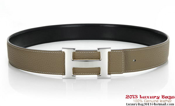 Hermes 50mm Original Calf Leather Belt HB116-12