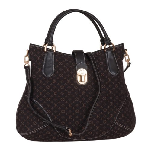 Louis Vuitton Monogram Idylle Elegie M56696 Brown