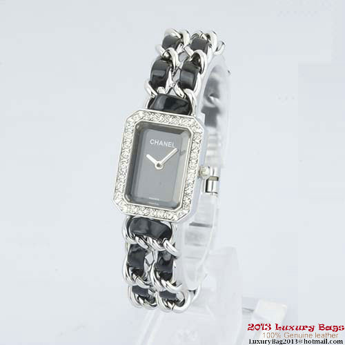 Replica CHANEL Diamond Quartz Watch CHA-45