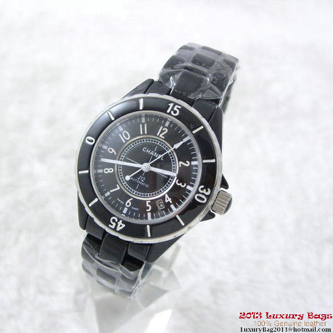 Replica Chanel J12 Watch Quartz Movement J12 CHA-02