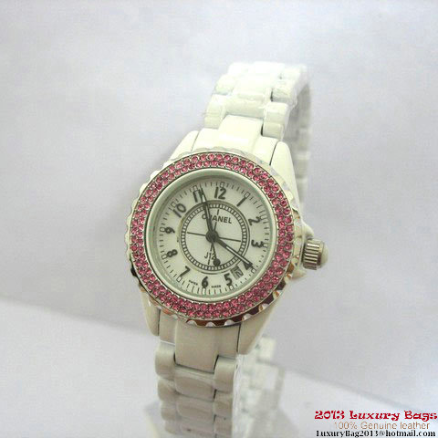 Replica Chanel J12 Watch Quartz Movement J12 CHA-08