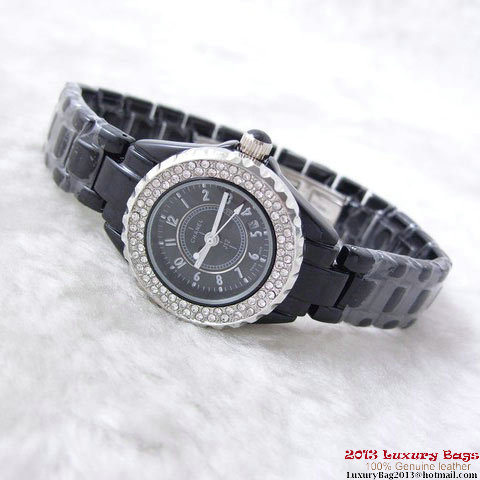 Replica Chanel J12 Watch Quartz Movement J12 CHA-09