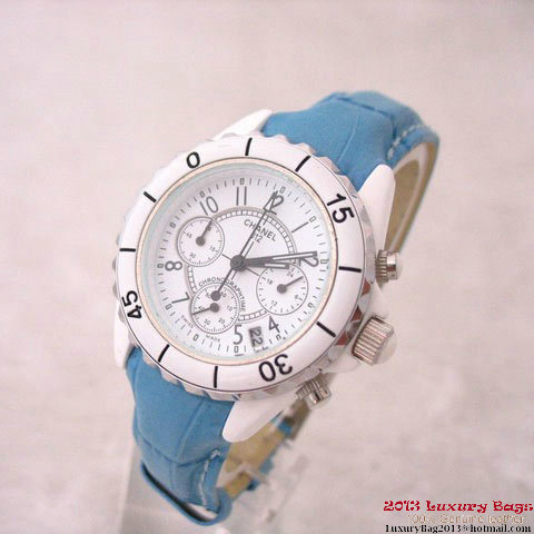 Replica Chanel J12 Watch Quartz Movement J12 CHA-12