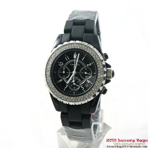 Replica Chanel J12 Watch Quartz Movement J12 CHA-13
