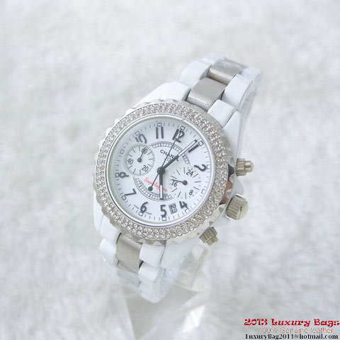 Replica Chanel J12 Watch Quartz Movement J12 CHA-15