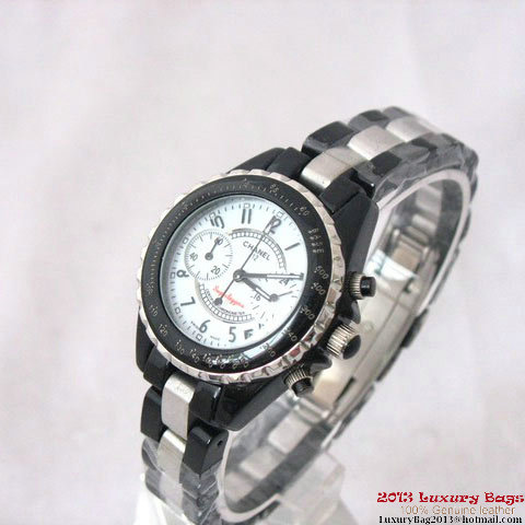 Replica Chanel J12 Watch Quartz Movement J12 CHA-17
