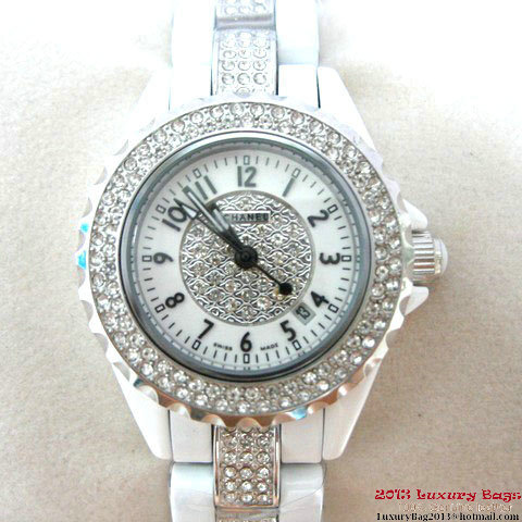 Replica Chanel J12 Watch Quartz Movement J12 CHA-18