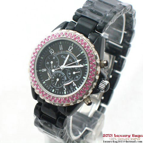 Replica Chanel J12 Watch Quartz Movement J12 CHA-20