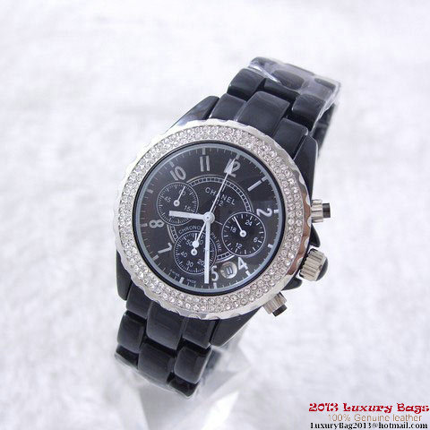 Replica Chanel J12 Watch Quartz Movement J12 CHA-23