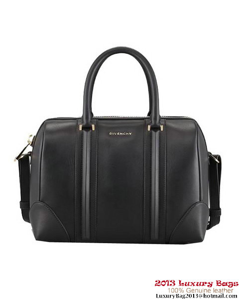 2013 Givenchy Lucrezia Bag Calfskin Leather G59267 Black