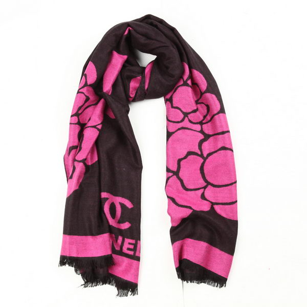 Chanel Scarves Cashmere WJCH048 Rose