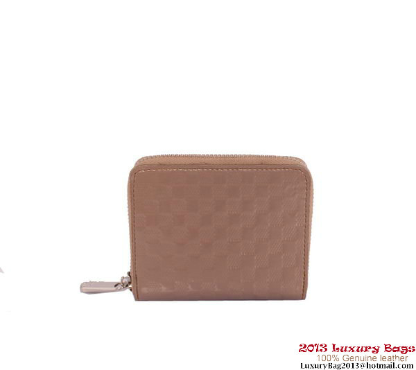 Louis Vuitton 2013 Fashion Show Zippy Coin Purse M94405 Brown