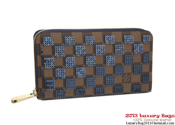 Louis Vuitton 2013 Show ZIPPY WALLET N63172