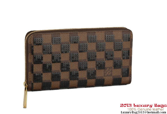 Louis Vuitton 2013 Show ZIPPY WALLET N63173