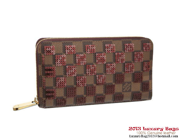 Louis Vuitton 2013 Show ZIPPY WALLET N63174