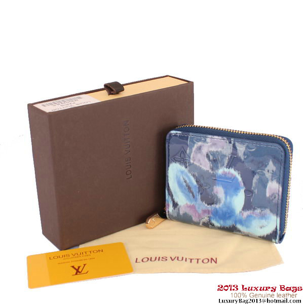 Louis Vuitton Show 2013 Zippy Coin Purse M90029