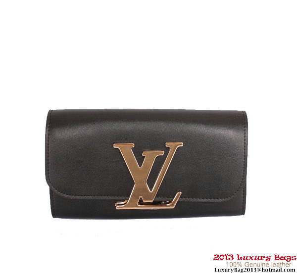 Louis Vuitton Vivienne LV Long Wallet M58171 Black
