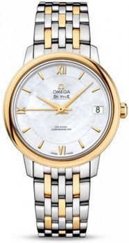 Omega De Ville Prestige Co-Axial Watch 158616L