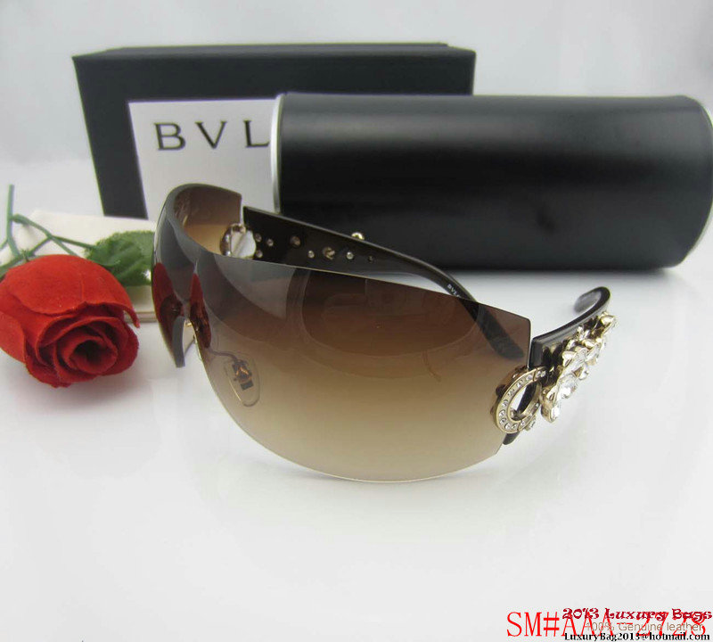Replica BVLGARI Sunglasses BLS014