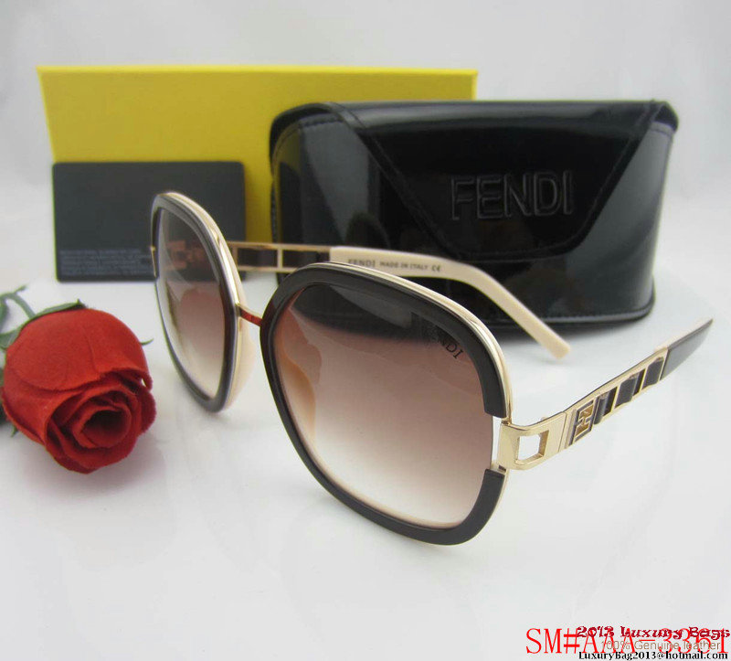 Replica Fendi Sunglasses FS010