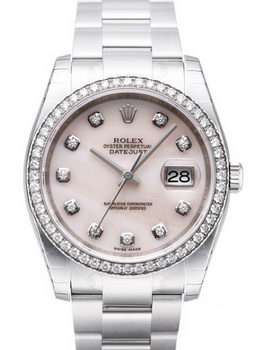 Rolex Datejust Watch 116244O