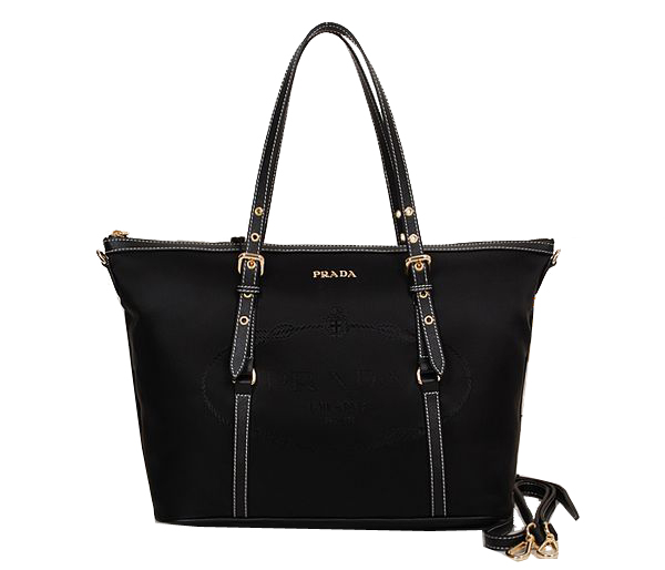 Prada Shoulder Bags Nylon BL8503 Black