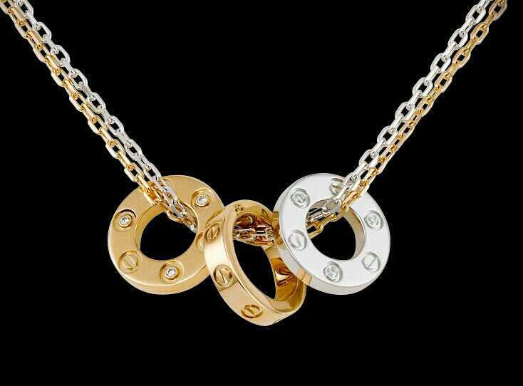 Cartier Necklace CTN14071002
