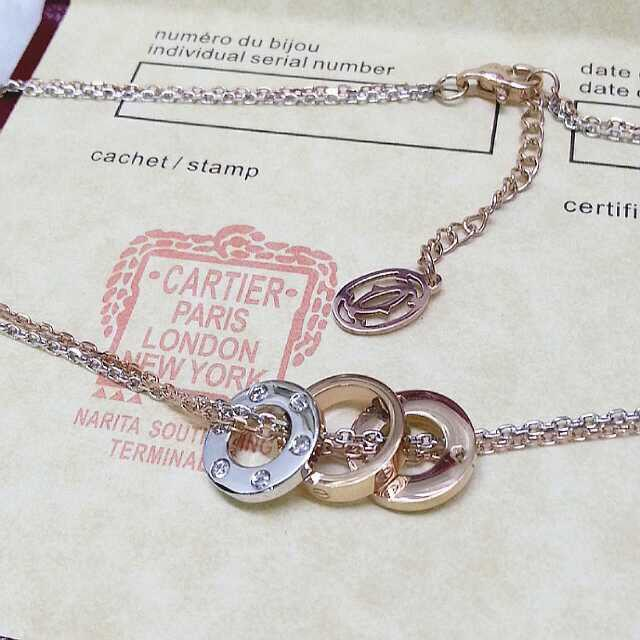 Cartier Necklace CTN14071003