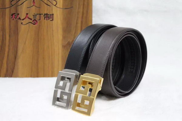 Givenchy 35mm Belt Calfskin Leather GB11268A