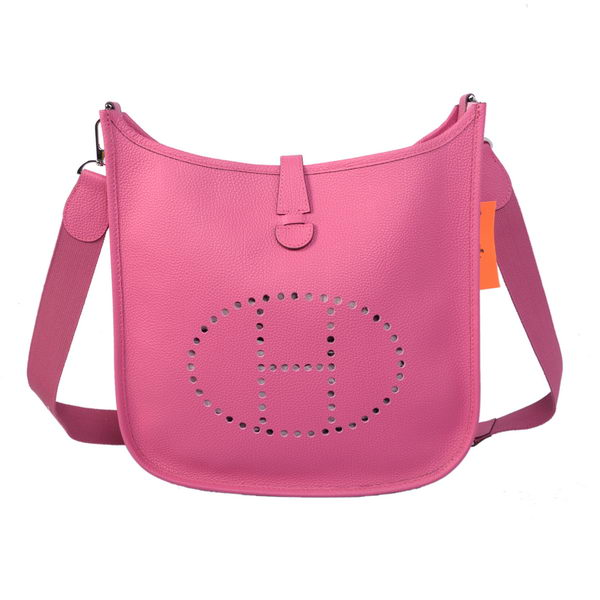 Hermes Evelyne Messenger Bag H1608 Rose