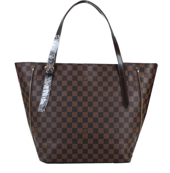 Louis Vuitton Damier Ebene Canvas Voltaire M41208
