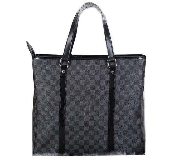 Louis Vuitton Damier Graphite Canvas Messenger Bags And Totes Tadao N51192