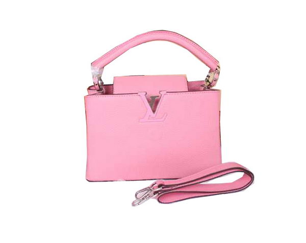 Louis Vuitton Elegant Capucines BB Bag M94517 Pink