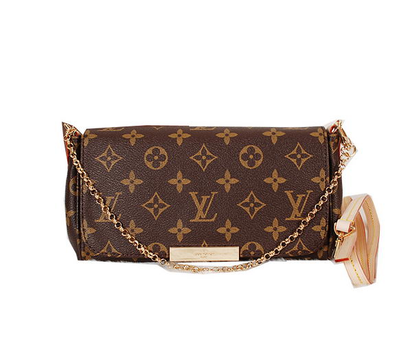 Louis Vuitton M40717 Monogram Canvas Favorite PM Bag