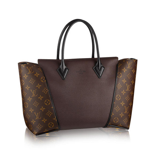 Louis Vuitton M41061 W PM Monogram Tote Bag