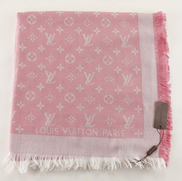 Louis Vuitton Scarves Cotton LV6723J Pink