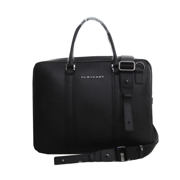 Michael Kors Calf Leather Briefcase 69363 Black