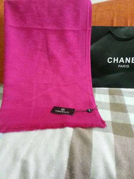 Replica Chanel Scarves Silk CH15785 Rose Red