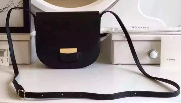 Celine Trotteur Bag Smooth Leather CTA4298 Black