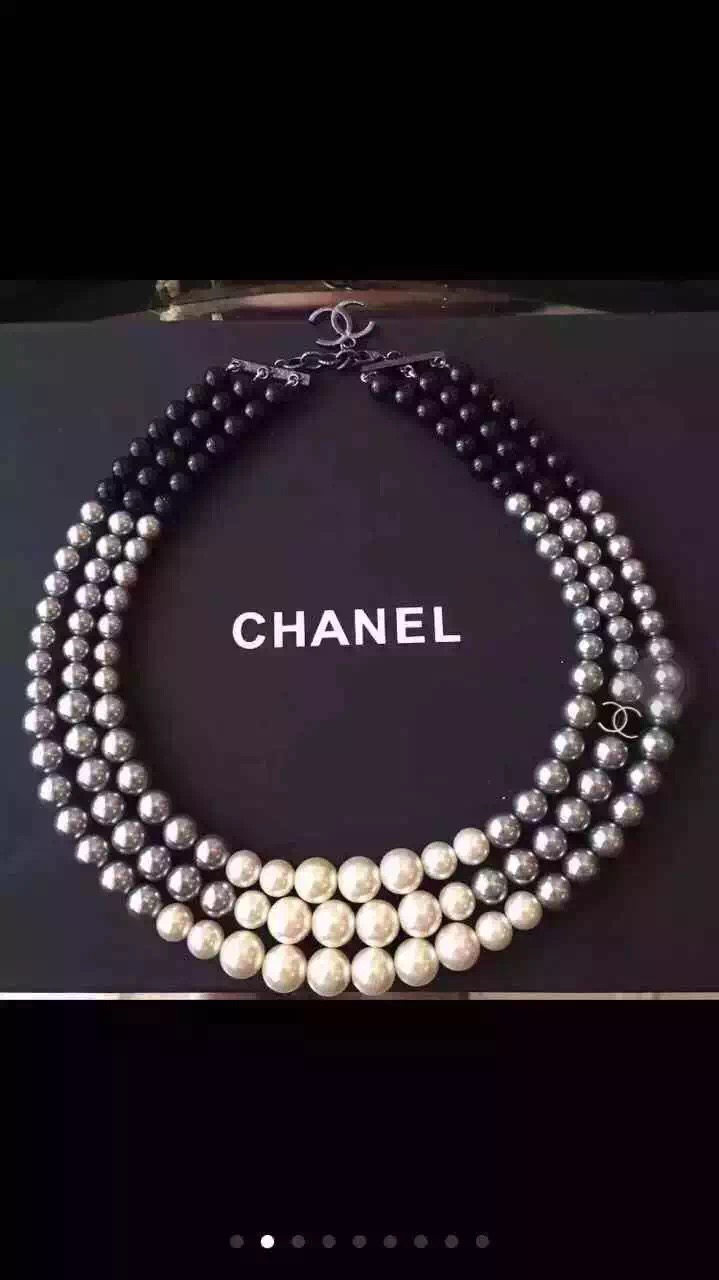 Chanel Necklace CN110603