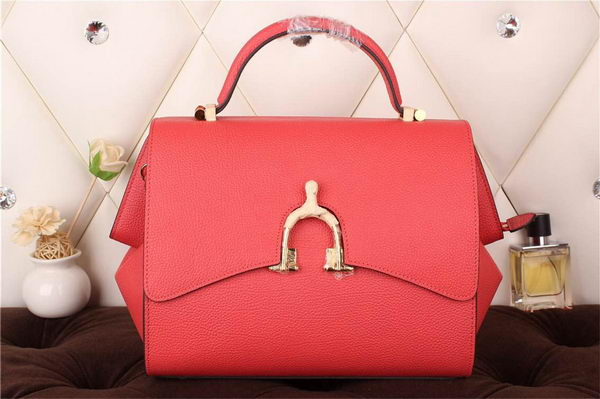 Hermes Stirrup Top Handle Bag H30560 Red