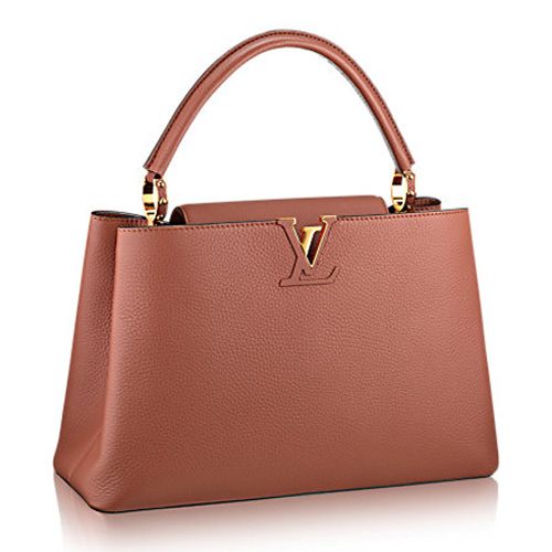 Louis Vuitton 2015 Capucines MM M94432