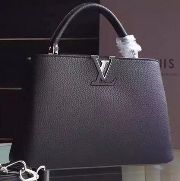 Louis Vuitton Capucines BB Tote Bag M94754 Black