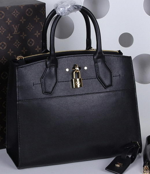 Louis Vuitton City Steamer MM Bag M51026 Black