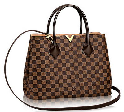 Louis Vuitton Damier Ebene Canvas KENSINGTON N41435