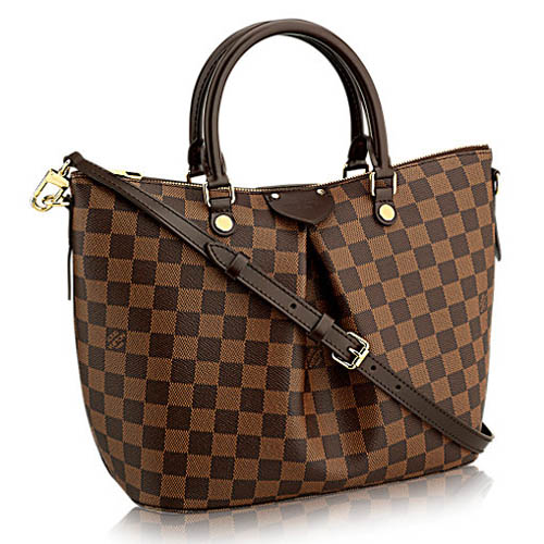 Louis Vuitton Damier Ebene Canvas Siena GM N41547