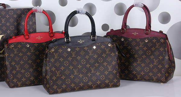 Louis Vuitton Monogram Canvas Brea MM Bag M50596