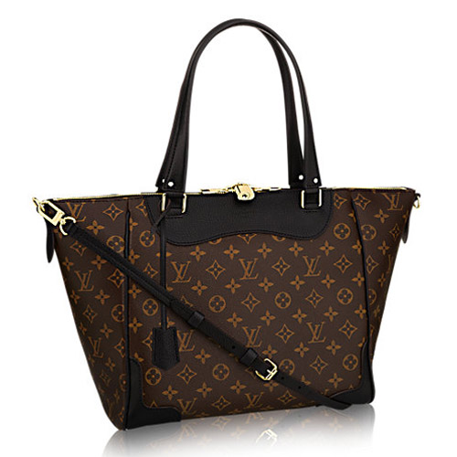 Louis Vuitton Monogram Canvas Estrela NM M51192 Noir