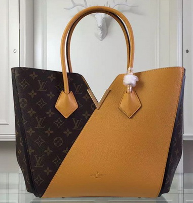 Louis Vuitton Monogram Canvas KIMONO Tote Bag M40460 Yellow