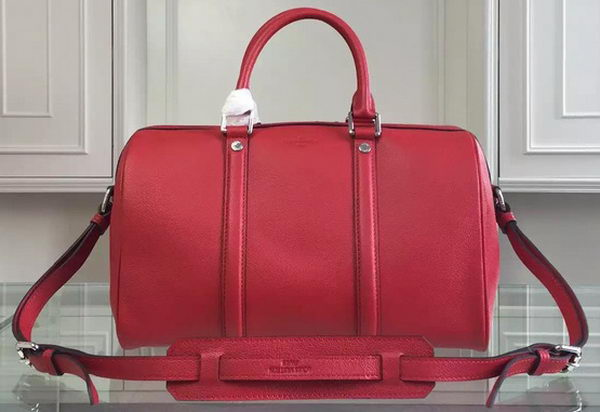 Louis Vuitton Sofia Coppola Top Handle GM Bags M48873 Red